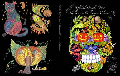 Almost Halloween!!! Did you order your themebooks? We from GDG have 2 beautiful books!!!