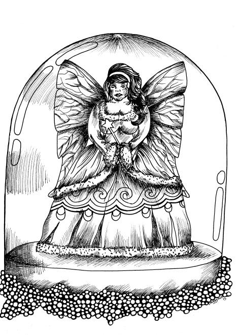 Peggy Sue's Artwork-Angel
