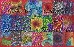 Colorart Johanna Ans-Maria Wedel design