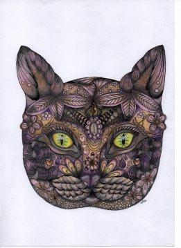 Johanna Ans-Peggy Sue- Big Lady Cat