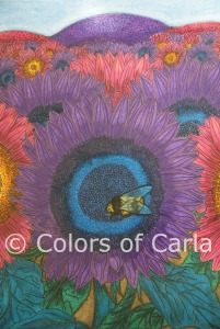bloemenpeggy Carla den Otter