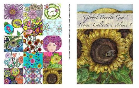 Coverspread Flowers Volume 1