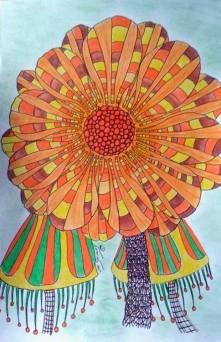 Joseph Shivery colored by Danielle Benoit