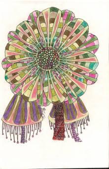Joseph Shivery colored by Ekisabeth Delhaye