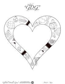 12th of December heart by Yaya