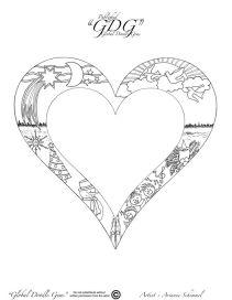 13th of December heart by Arianne Schimmel