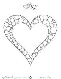 17th of December heart by Jodi Ho