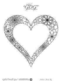 18th of December heart by Jovian Ke