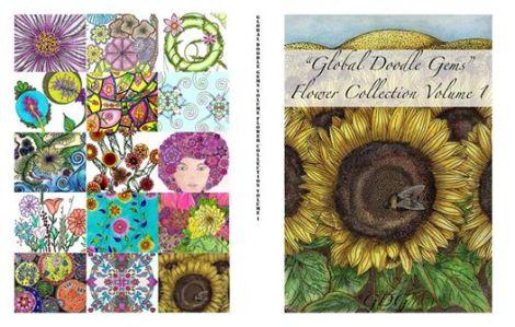 Coverspread Flowers Volume 1