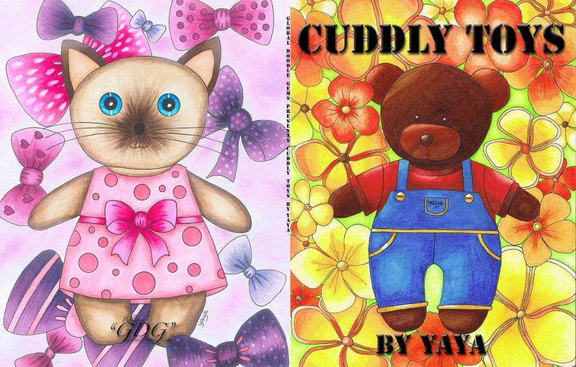 "GDG Individuals Yaya ""Cuddly Toys"", InspirationBlog"