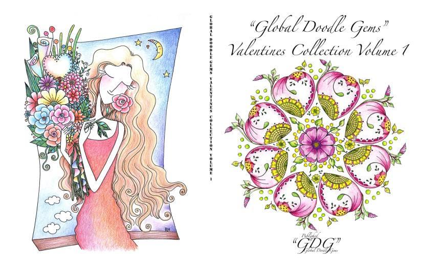 GDG Valentines Special Volume 1 & 2 Love to inspireyou!