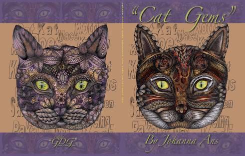 GDG Cat Gems Johanna Ans
