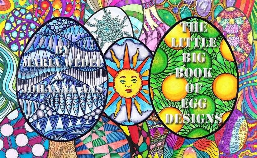 "GDG ""The Big Little Book of Egg Designs"", Maria Wedel & Johanna Ans, individual"