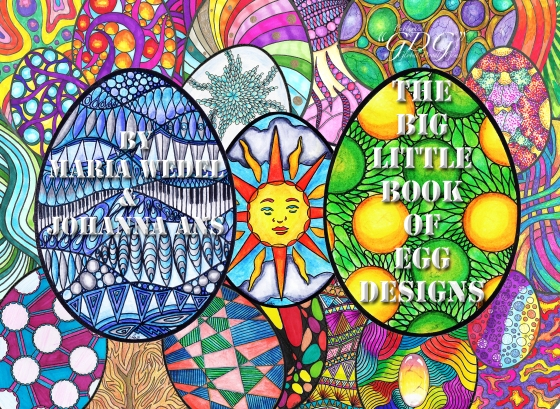 The Big Little Book og Egg Design
