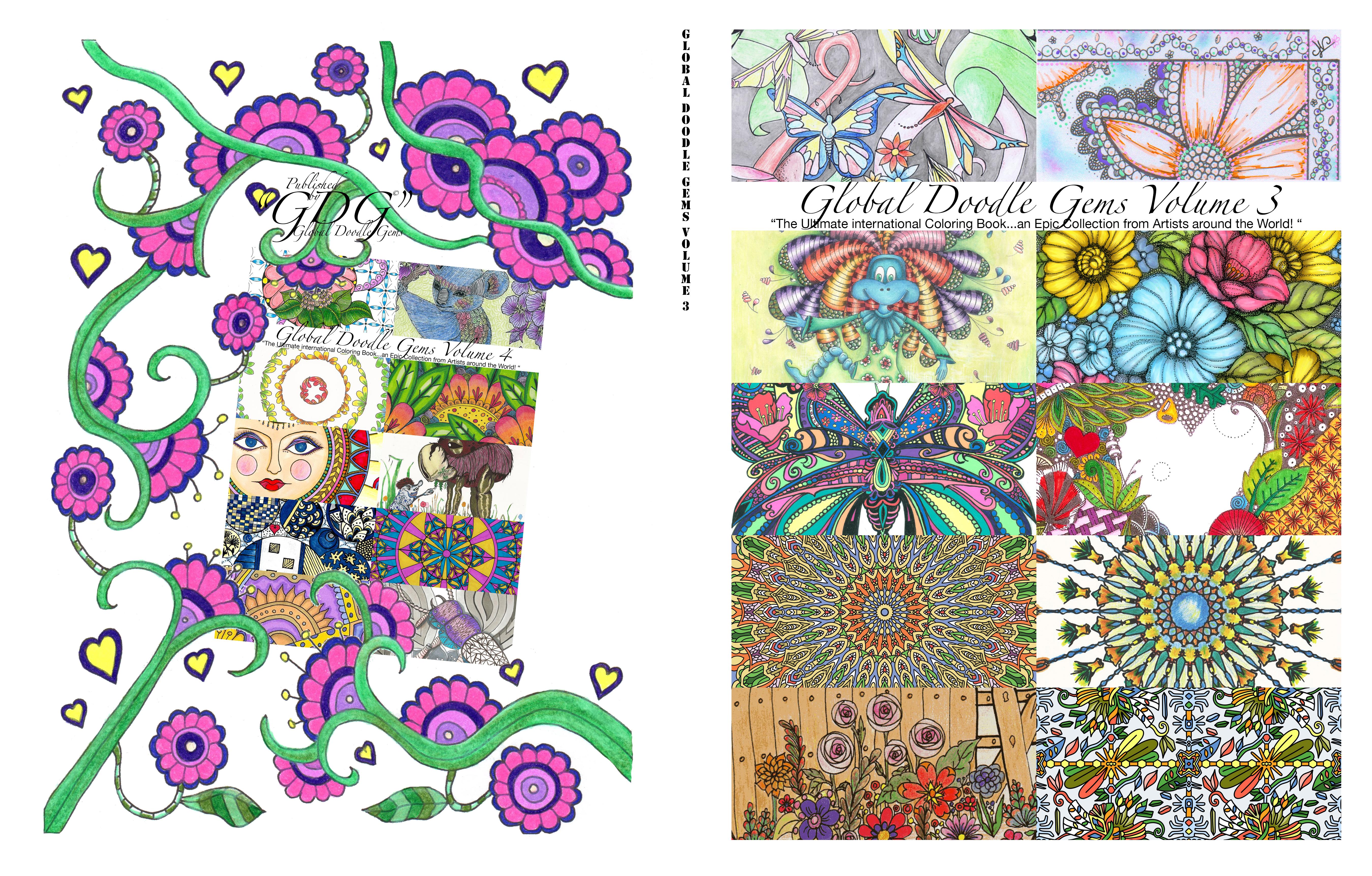 Global Doodle Gems Volume 3