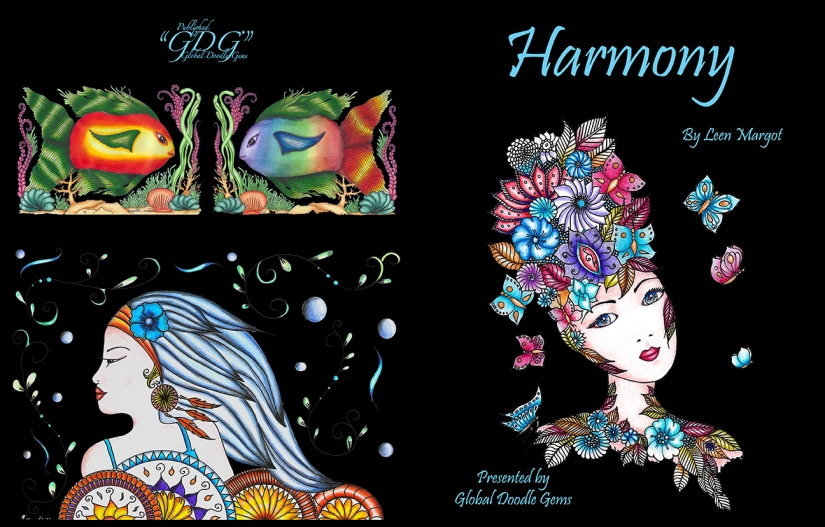 "GDG ""Harmony / Harmonie"", by / par Leen Margot, personal review"