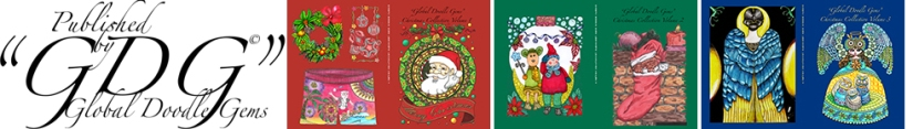 """Did you already get your favorite GDG Xmas Book or our Charity book """"Innocember""""?"""
