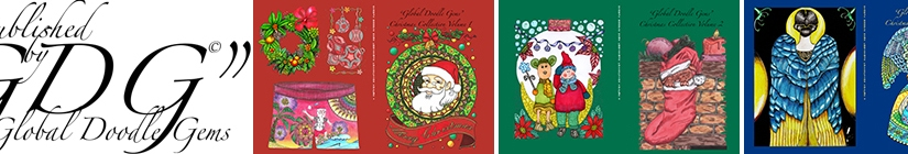 "Did you already get your favorite GDG Xmas Book or our Charity book ""Innocember""?"