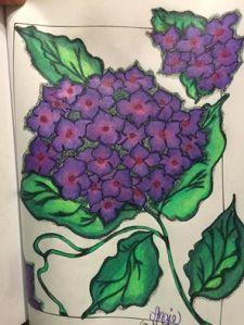 Flowers Volume 1 Gloria Lenzen