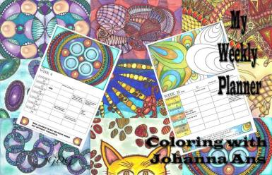 Johanna Individual Calendar