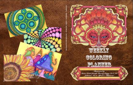 Mix calendar cover