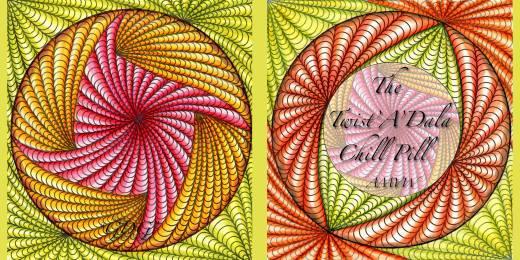 Maria Wedel Twist a Dala volume 1