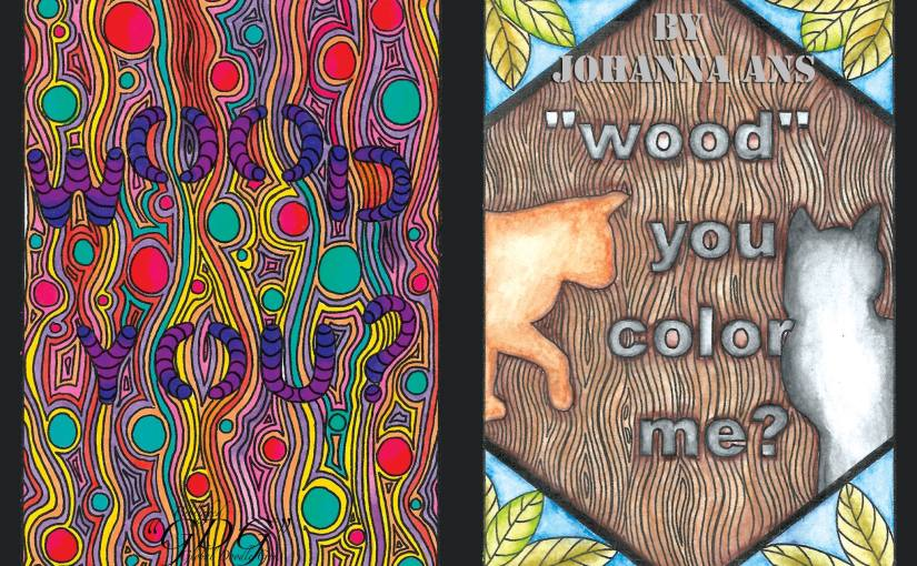 "GDG ""Wood you color me?"" by Johanna Ans"
