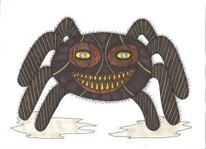 halloween-vol-3-johanna-ans-spider