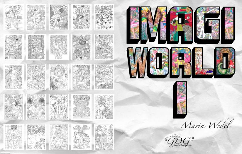 "GDG ""ImagiWorld"", by Maria Wedel, part 3, inspiration"