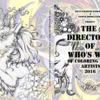 The Directory Of Who\'s Who of Coloring Book Artists – Global Doodle Gems