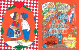 GDG Typical Dutch, Dutch artists together in one book, review by Manuela Badr