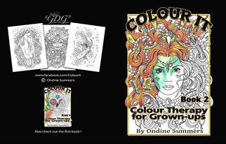 """GDG """"Color It 2"""" by Ondine Summers, MargreetKoelewijn"""