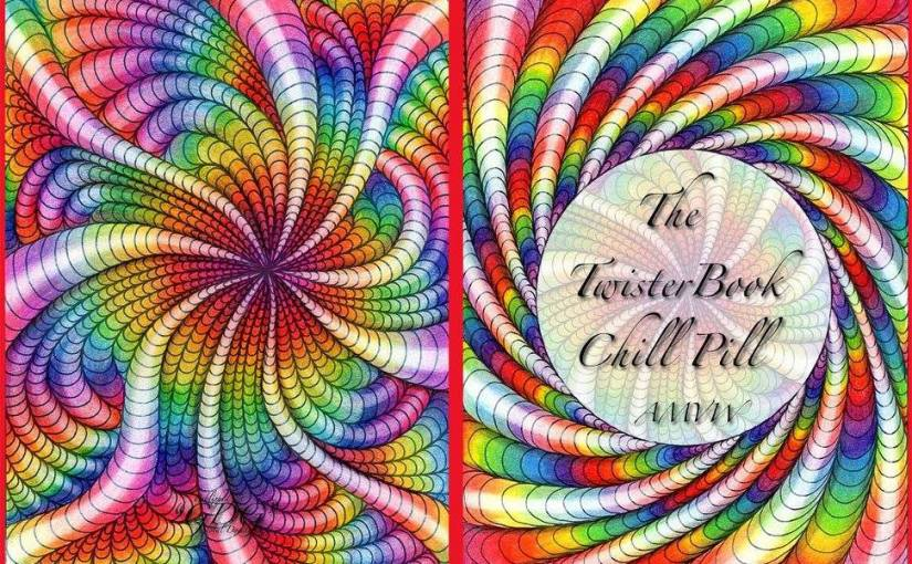 """GDG """"Twister Book Chill Pill"""" vol.1 by Maria Wedel, review by CharlaineDingemans"""