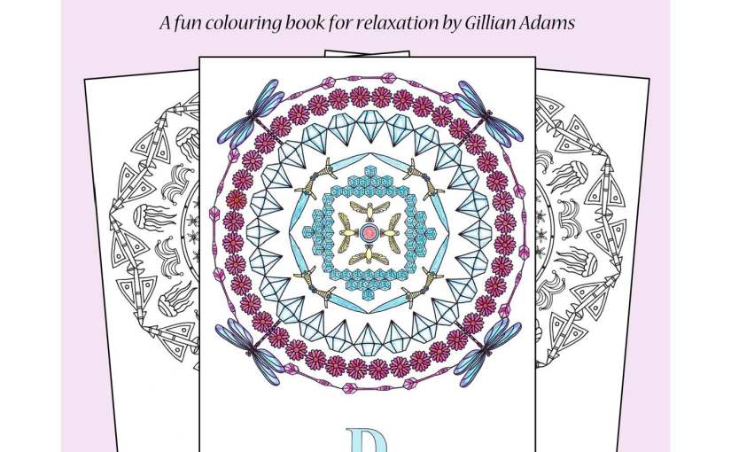Drawn to Alphabet Mandalas Review by Maria Wedel