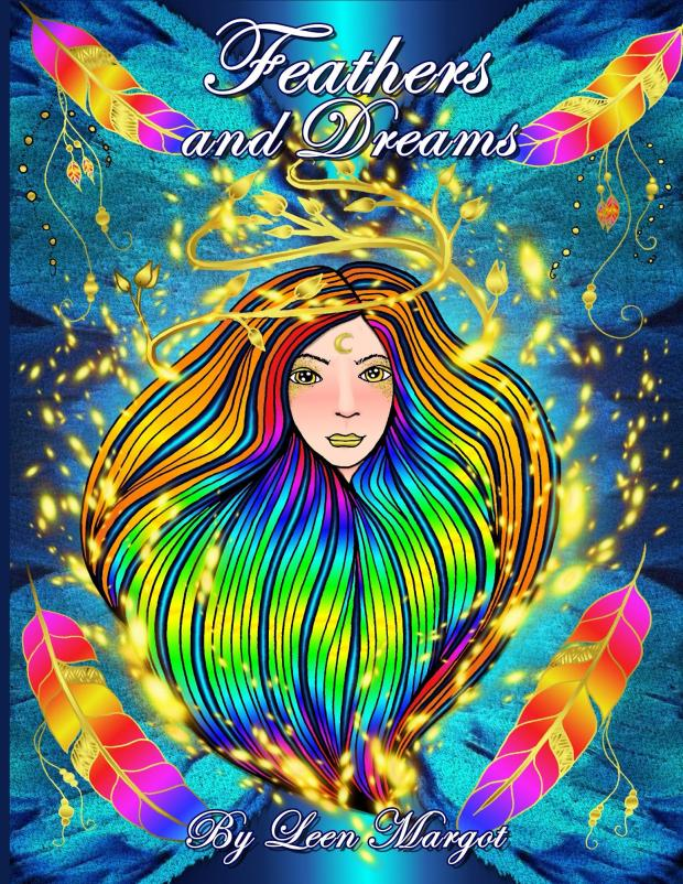 Feathers_and_Dreams_Cover_for_Kindle